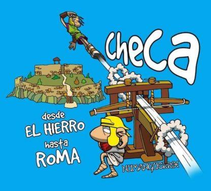 camiseta numanguerrix revives campaña arqueológica yacimiento Checa