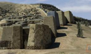 reconstrucción virtual revives yacimiento arqueológico La Bastida de Totana