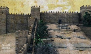 Reconstrucción 3D de construcciones omeyas bajo el actual Alcázar de Toledo
