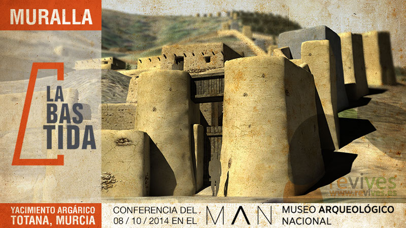 Muralla La Bastida de Totana